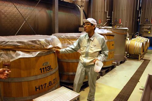 九州ワイナリー巡り ~大分・安心院葡萄酒工房_b0206537_18112991.jpg