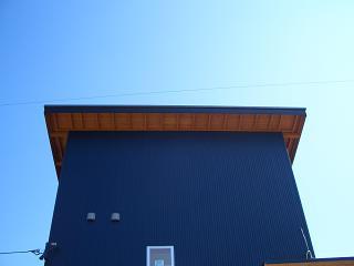 住宅設計 ~ 外壁仕上げ ガルバリウム鋼板 ~ _b0146238_1743284.jpg