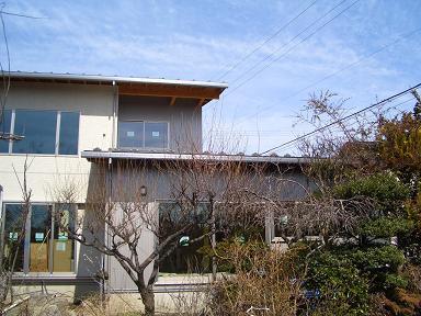住宅設計 ~ 外壁仕上げ ガルバリウム鋼板 ~ _b0146238_17435736.jpg