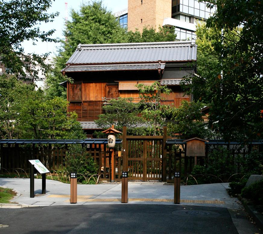 御茶の水 神田の家/遠藤家旧店舗・住宅主屋 _e0127948_16114043.jpg