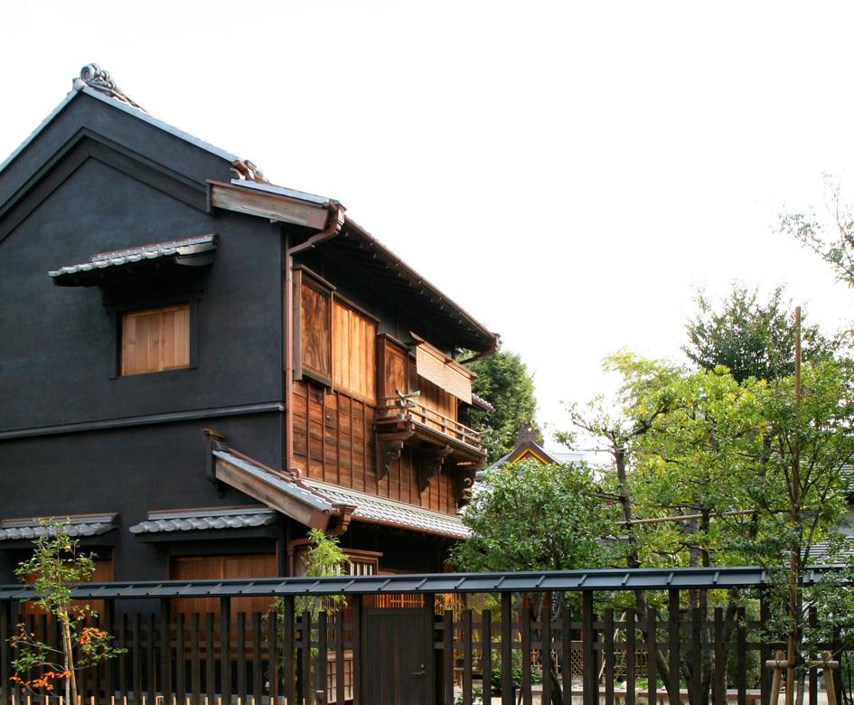 御茶の水 神田の家/遠藤家旧店舗・住宅主屋 _e0127948_16301228.jpg