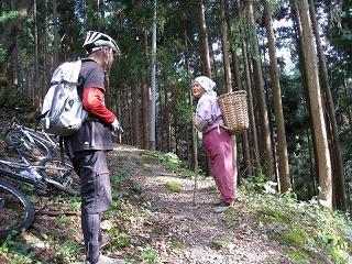 下見:11月13日(土)~11月14日(日) 上野村むかし道ツアー  その2_c0047856_737882.jpg