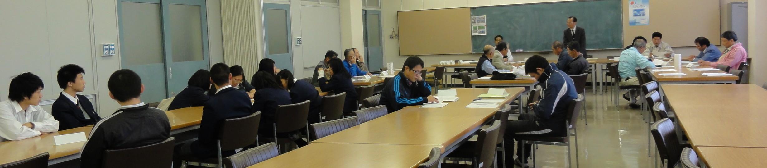 岬高校:第4回「MISAKIプロジェクト2010」連絡協議会_c0108460_20164433.jpg