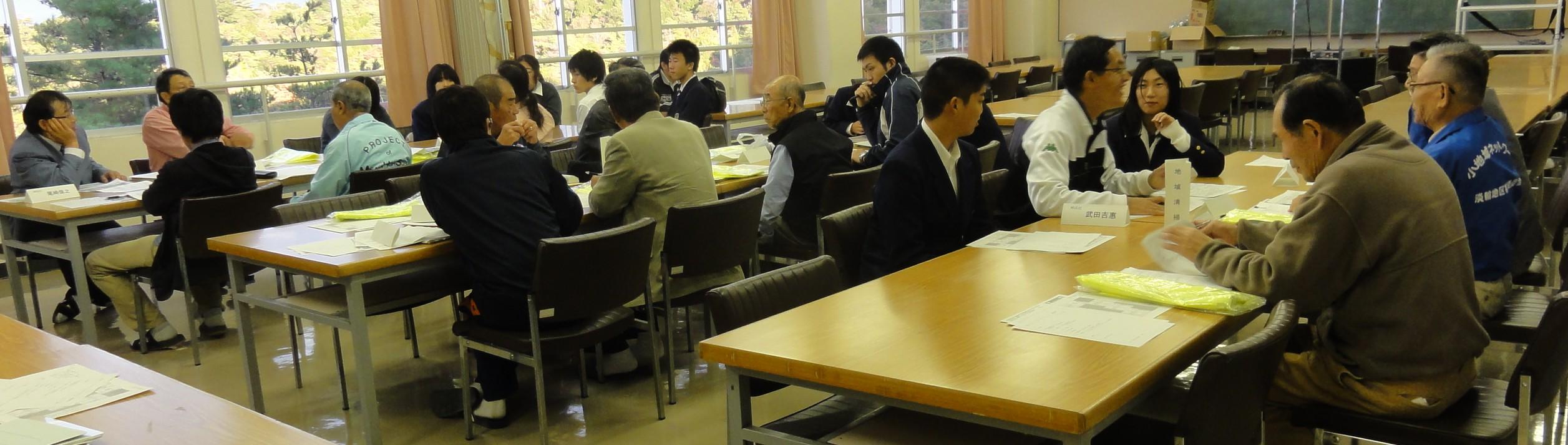 岬高校:第4回「MISAKIプロジェクト2010」連絡協議会_c0108460_211558.jpg