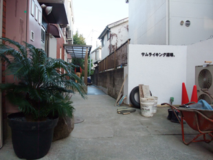 辰巳の門_d0180381_19174583.jpg
