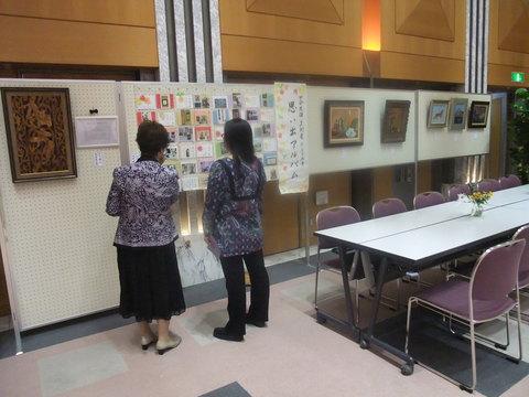 弁護士会館 四会共催秋期美術展 はじまりました._b0206085_1427963.jpg