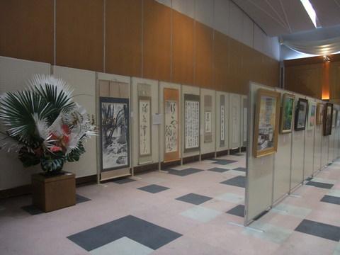 弁護士会館 四会共催秋期美術展 はじまりました._b0206085_14293150.jpg