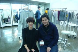 CICATA展示会@南青山_f0164187_8342660.jpg