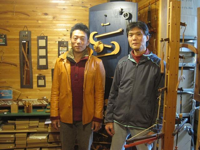 おとぼけな弟と真理子さん・・・_f0202703_2323017.jpg