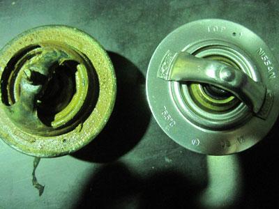 フェアレディ S31 サーモスタット交換_e0169210_1972244.jpg