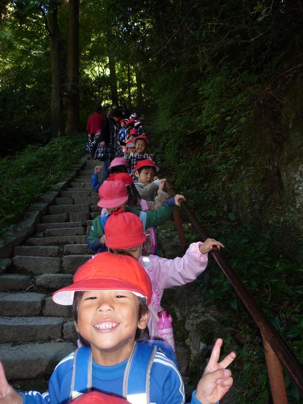 槙尾山登山_e0213130_14335797.jpg