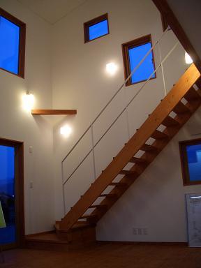 住宅設計 ~ 吹抜けのあるリビングルーム ~ _b0146238_15594085.jpg