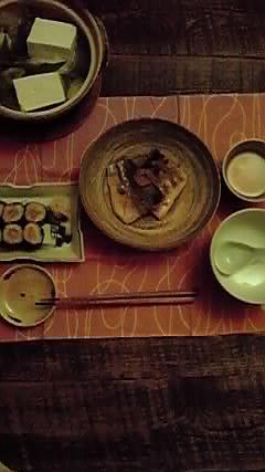 鯖の味噌煮_b0132442_23371483.jpg