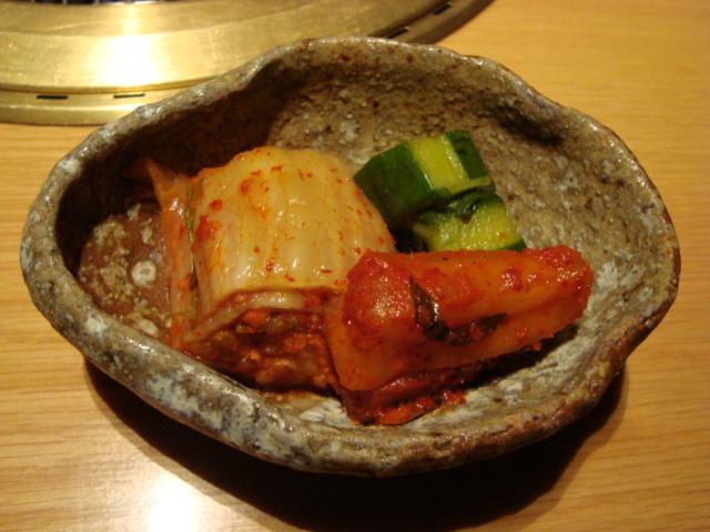 新宿「新宿旭町の肉処 はなもんや」へ行く。_f0232060_2292968.jpg