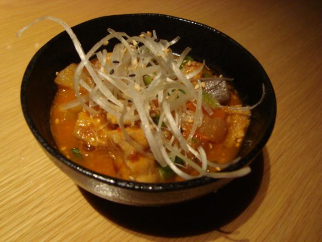 新宿「新宿旭町の肉処 はなもんや」へ行く。_f0232060_230404.jpg