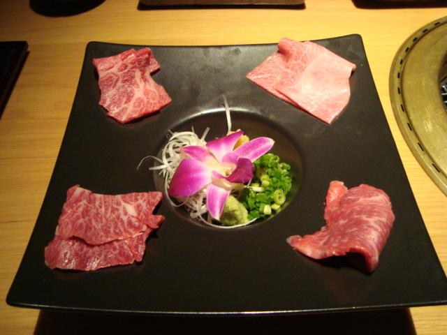 新宿「新宿旭町の肉処 はなもんや」へ行く。_f0232060_2471584.jpg