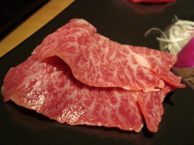 新宿「新宿旭町の肉処 はなもんや」へ行く。_f0232060_250080.jpg
