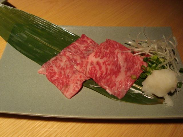新宿「新宿旭町の肉処 はなもんや」へ行く。_f0232060_2535973.jpg