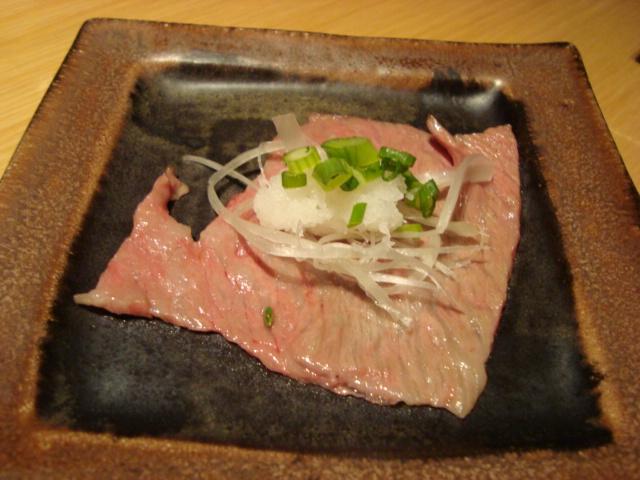 新宿「新宿旭町の肉処 はなもんや」へ行く。_f0232060_2565167.jpg
