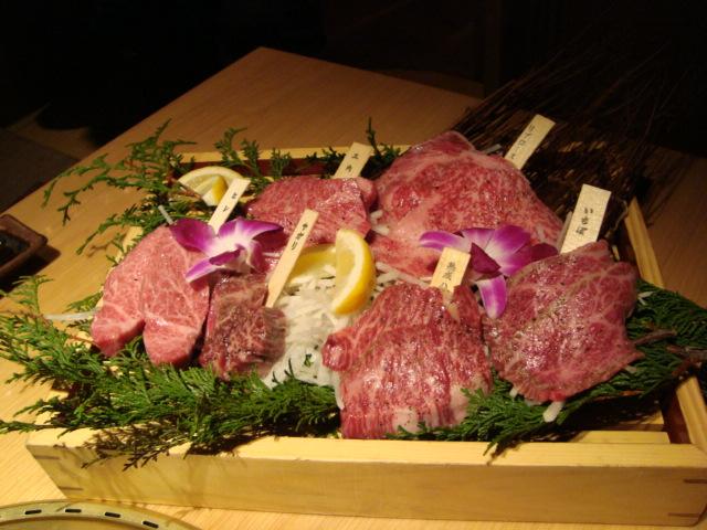 新宿「新宿旭町の肉処 はなもんや」へ行く。_f0232060_2583985.jpg