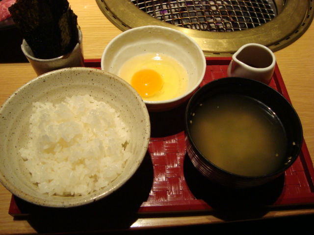 新宿「新宿旭町の肉処 はなもんや」へ行く。_f0232060_3102139.jpg