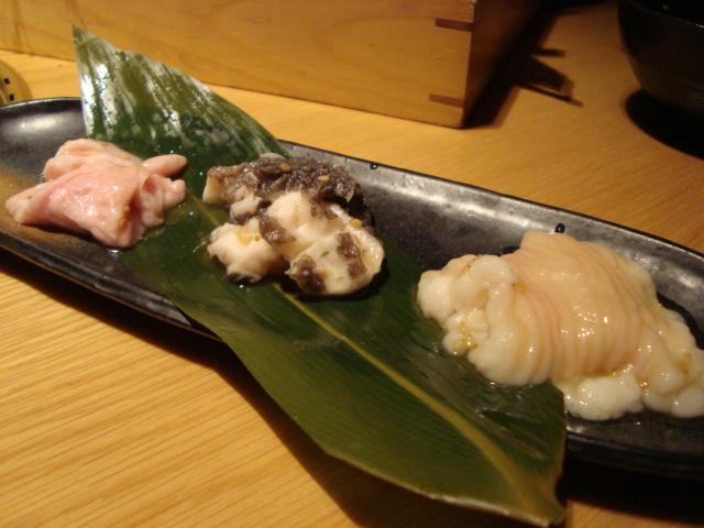 新宿「新宿旭町の肉処 はなもんや」へ行く。_f0232060_36431.jpg