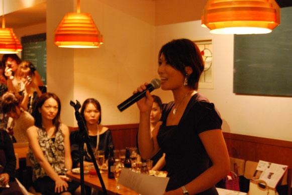 大阪のジョイセフフレンズによる、Mom\'s Night Out パーティ!_c0212972_23251425.jpg