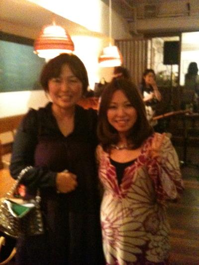 大阪のジョイセフフレンズによる、Mom\'s Night Out パーティ!_c0212972_23304077.jpg