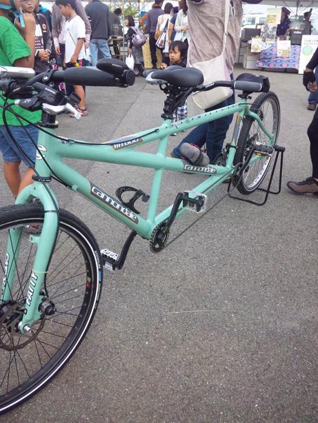 自転車の 自転車 二人乗り : 二人乗り自転車 : 愛姫伝