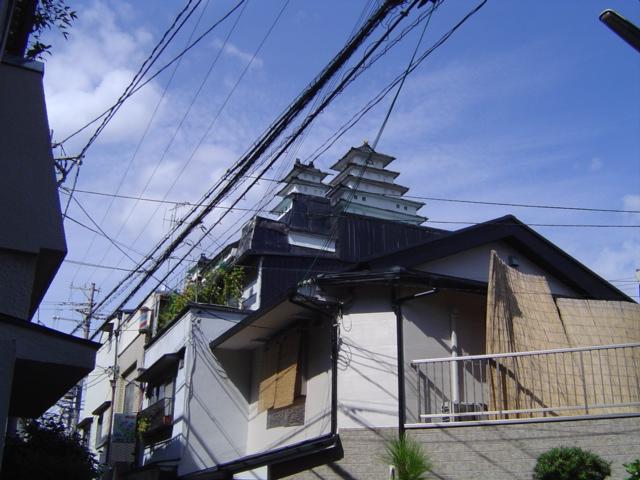 小阪城は散髪屋さんです。_e0096277_972915.jpg