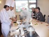 ラウンジのお料理教室_e0190287_19553640.jpg