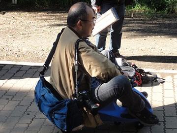 石神井公園でラングス商品で遊ぶ_d0148223_14403540.jpg