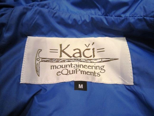 "Kaci mountaineering equipment \""MOUNTAIN PARKA\""_f0191324_221959.jpg"