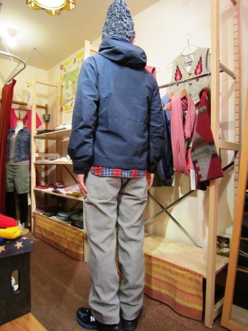 "Kaci mountaineering equipment \""MOUNTAIN PARKA\""_f0191324_2222615.jpg"