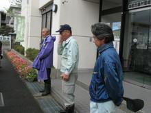 福井市の勢和中学校1年生の子供達が農業体験にやってきました_e0061225_11305440.jpg
