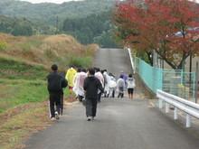 福井市の勢和中学校1年生の子供達が農業体験にやってきました_e0061225_11322343.jpg