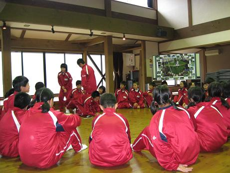 福井市成和中学校1年生の今立班_e0061225_19235419.jpg