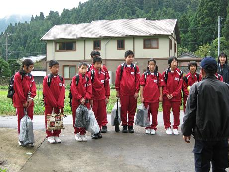 福井市成和中学校1年生の今立班_e0061225_19311916.jpg