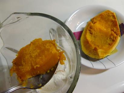 かぼちゃのプリンのレシピ・・・♪_f0168730_14421318.jpg