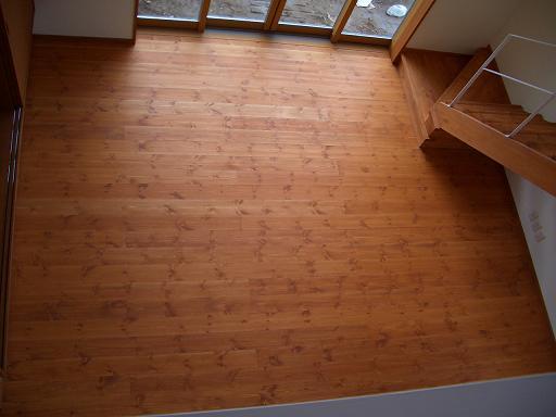 住宅設計 ~ 自然素材 無垢板仕上げ ~ _b0146238_1552444.jpg