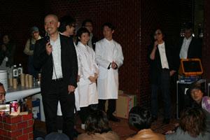 「パッケージ幸福論2010」のパーティー風景(その2)_f0171840_17411539.jpg