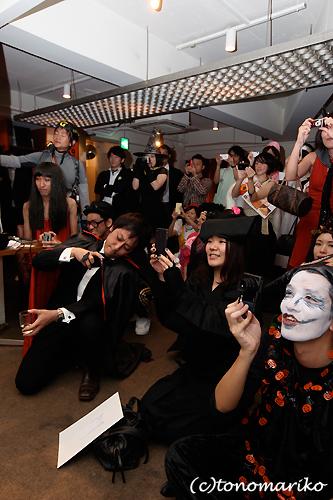 結婚式の2次会 ハロウィンスペシャル_c0024345_2392490.jpg