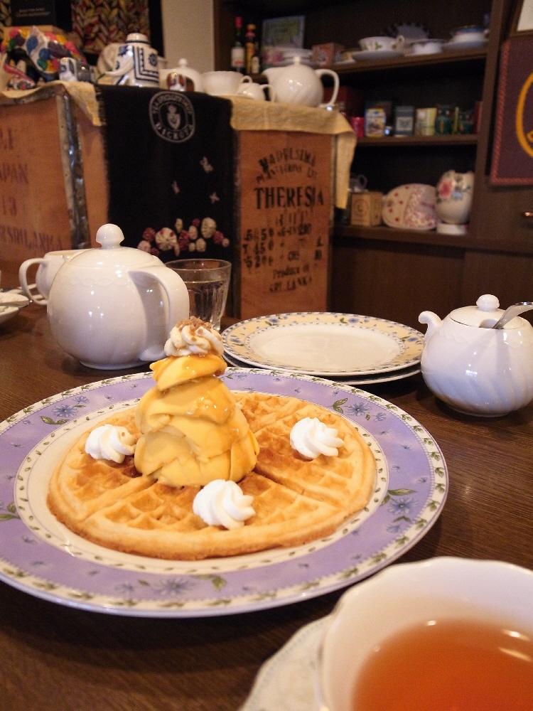 紅茶専門店ディコヤ_b0103470_21215348.jpg