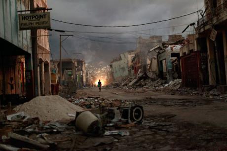 震災から10ヶ月、ハイチの現状  藤永茂_c0139575_22464437.jpg