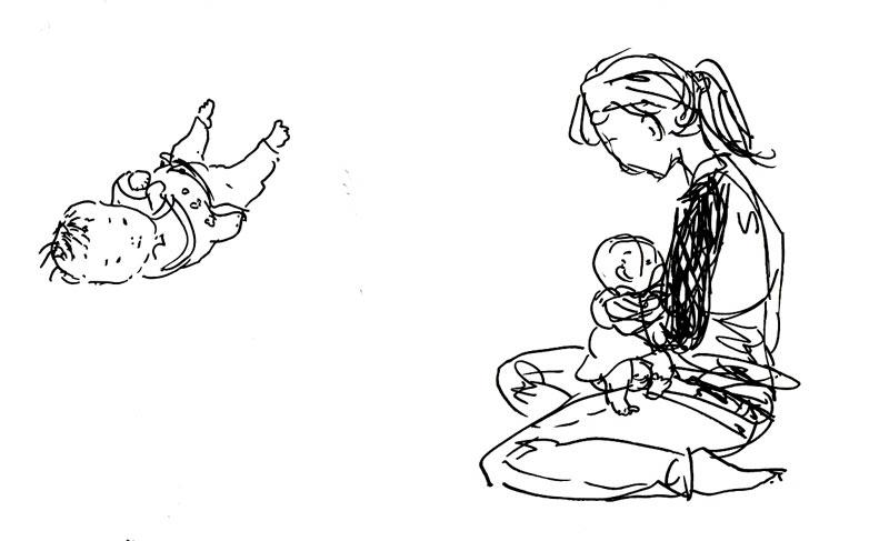 今月の赤ちゃんスケッチ_f0072976_023454.jpg