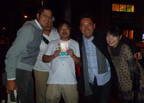 日本を離れる前日。_c0180686_653913.jpg