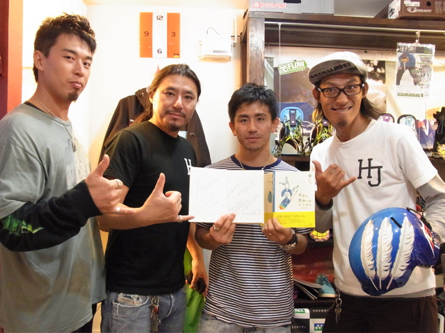 石川敦士選手を囲む会_c0223486_0462484.jpg