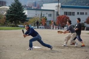 秋のソフトボール大会報告~_c0125899_212117.jpg