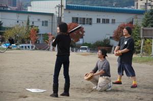 秋のソフトボール大会報告~_c0125899_2143077.jpg