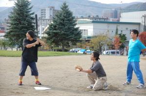 秋のソフトボール大会報告~_c0125899_2172898.jpg